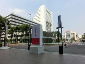 ソーラーLED街路灯 エコアヴェニューⅡ (東京・中野区)