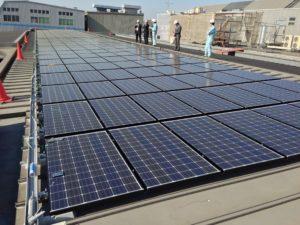 太陽光発電設備50kW (神奈川県内)