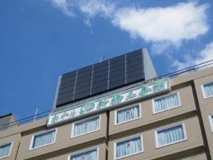太陽電池一体型外装システム 「サステナ」 (東京・港区)