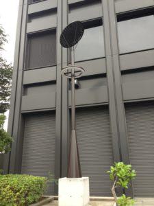ソーラーLED照明灯 エコアヴェニューⅠ (東京・中野区)